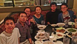 2017 Ci fawewell dinner